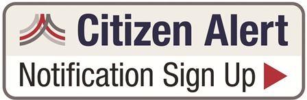 Citizen Notification Button