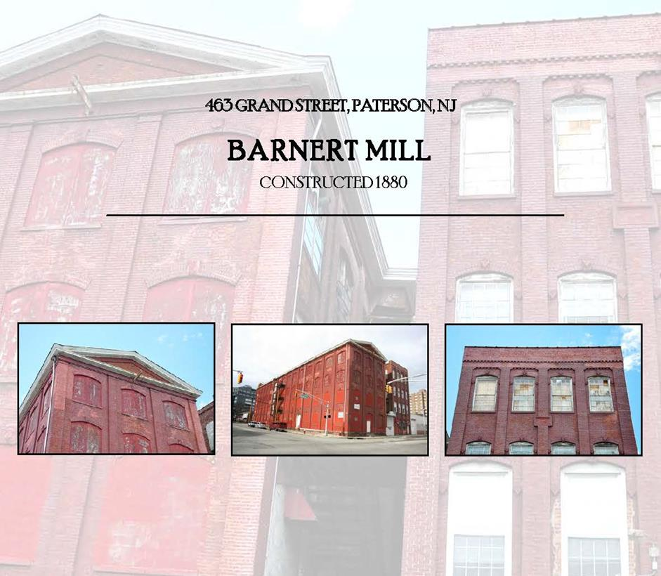 Barnert Mill