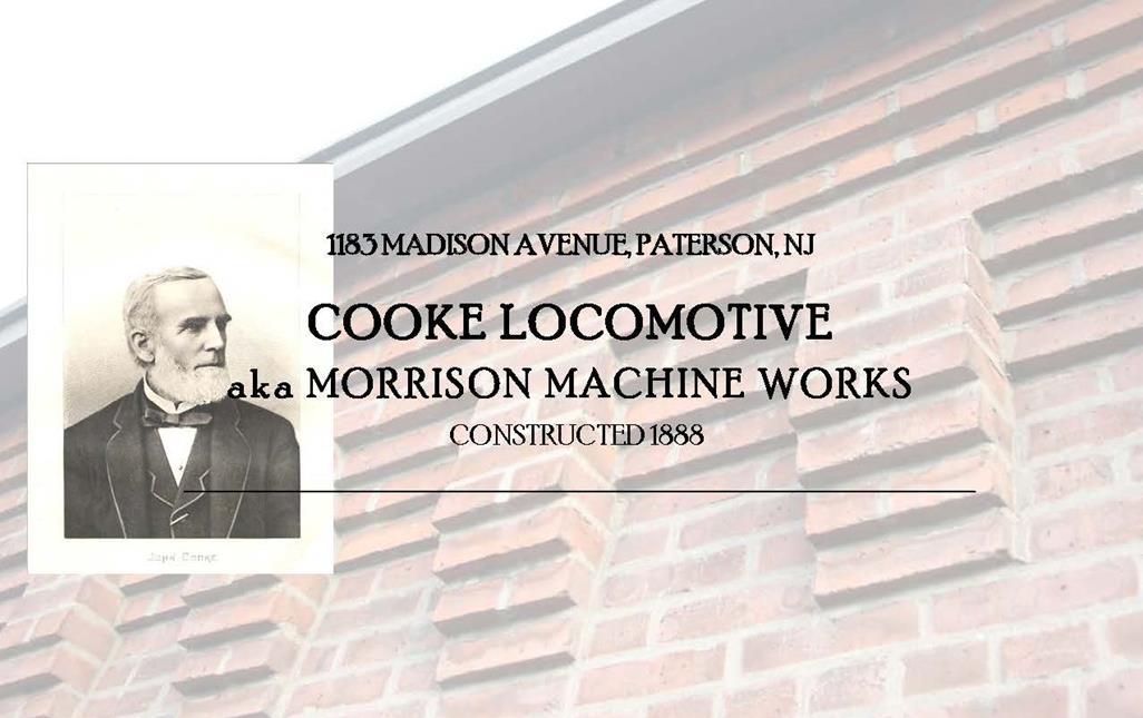 Cooke locomotive