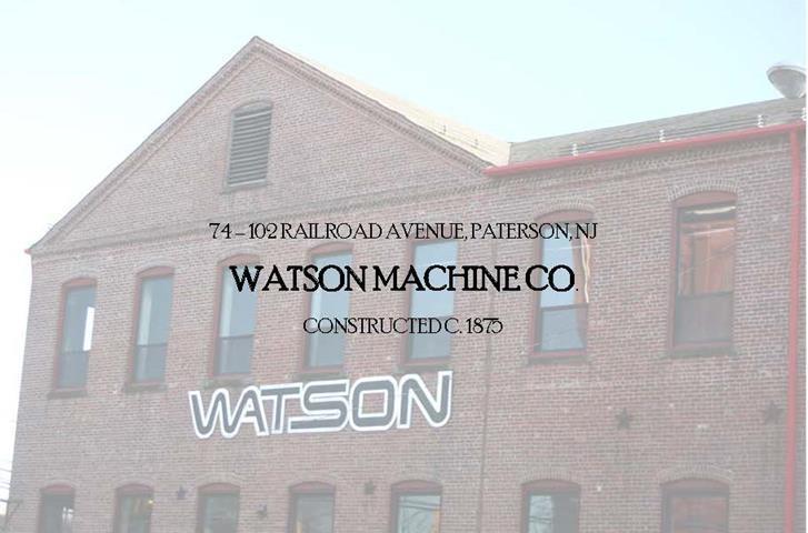 Watson Machine Cover