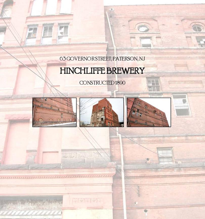 Hinchliffe Brewery