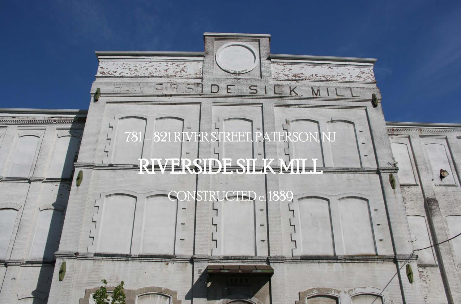 Riverside Silk Mill