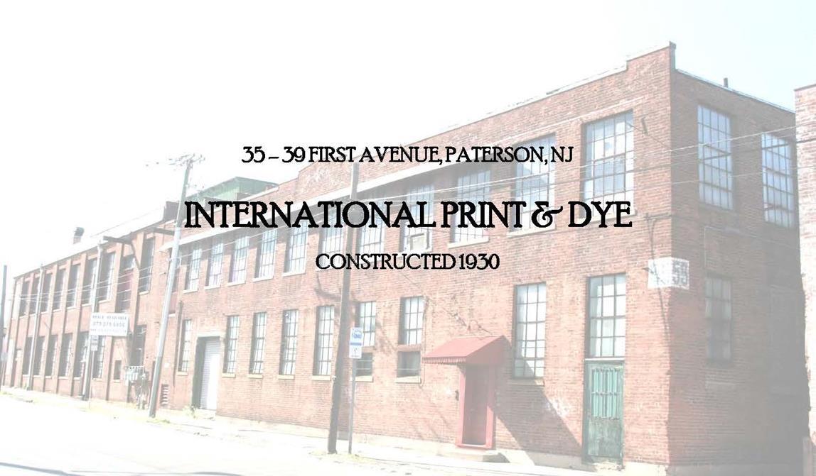 International Dye