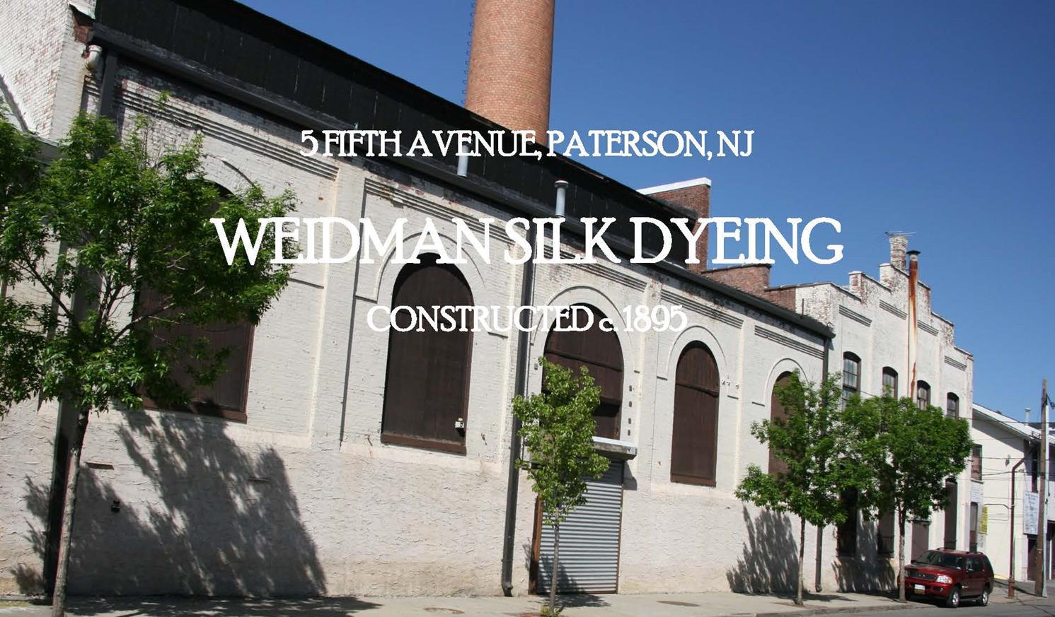 Weidman Silk