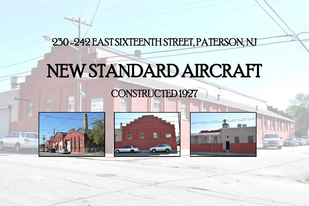 New Standard Aircraft