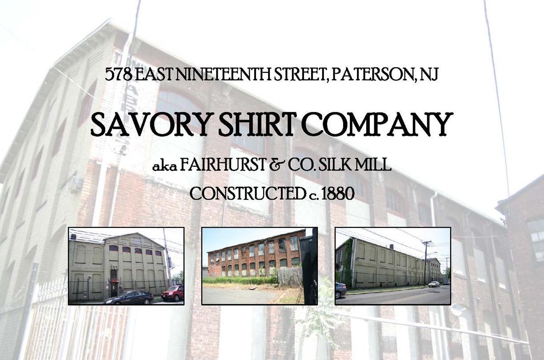 Savory Shirt Co