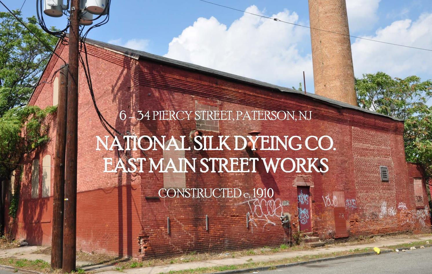 National Silk Dye East Main