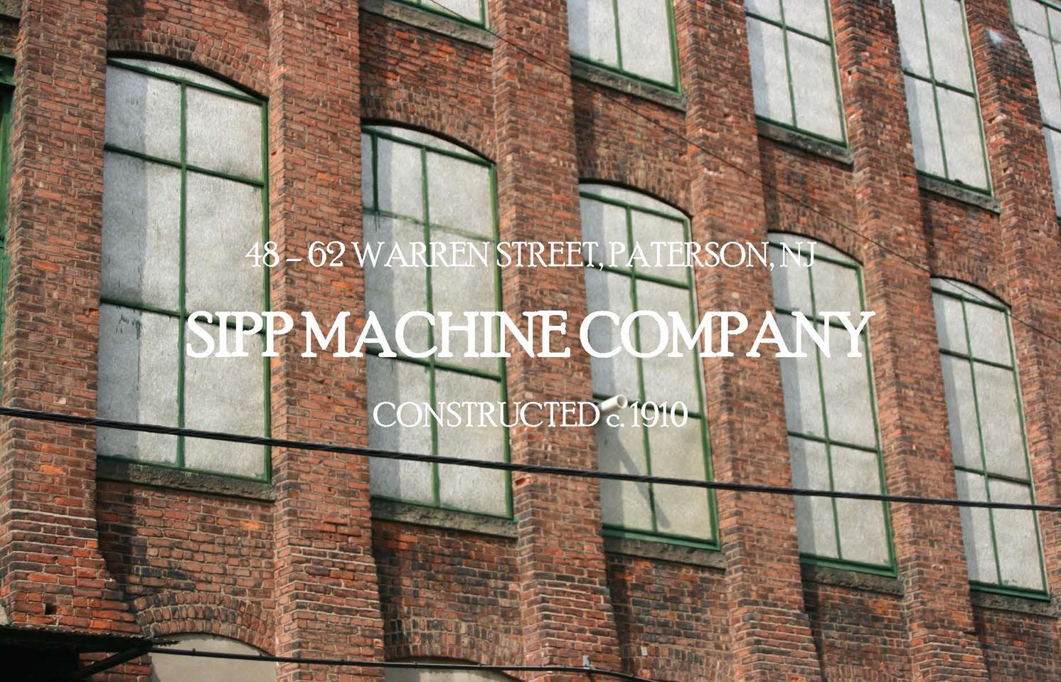 Sipp Machine