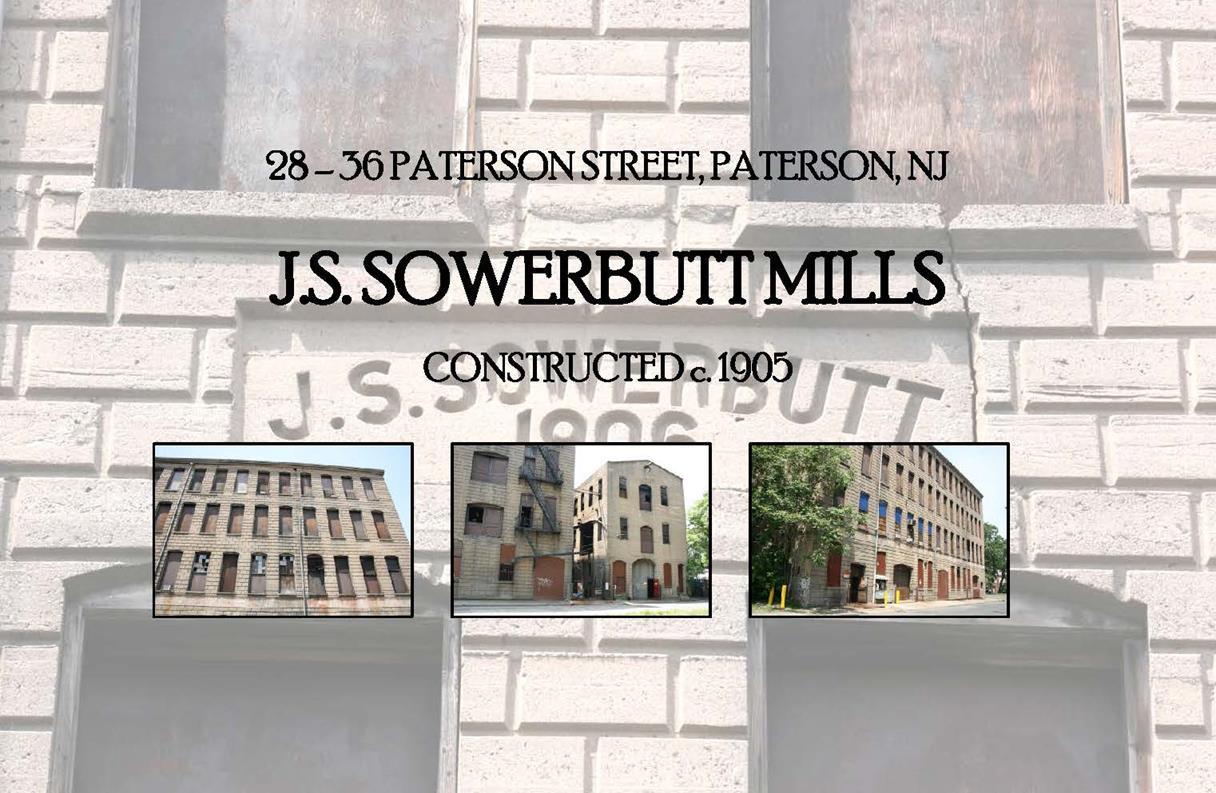 Sowerbutt Mills
