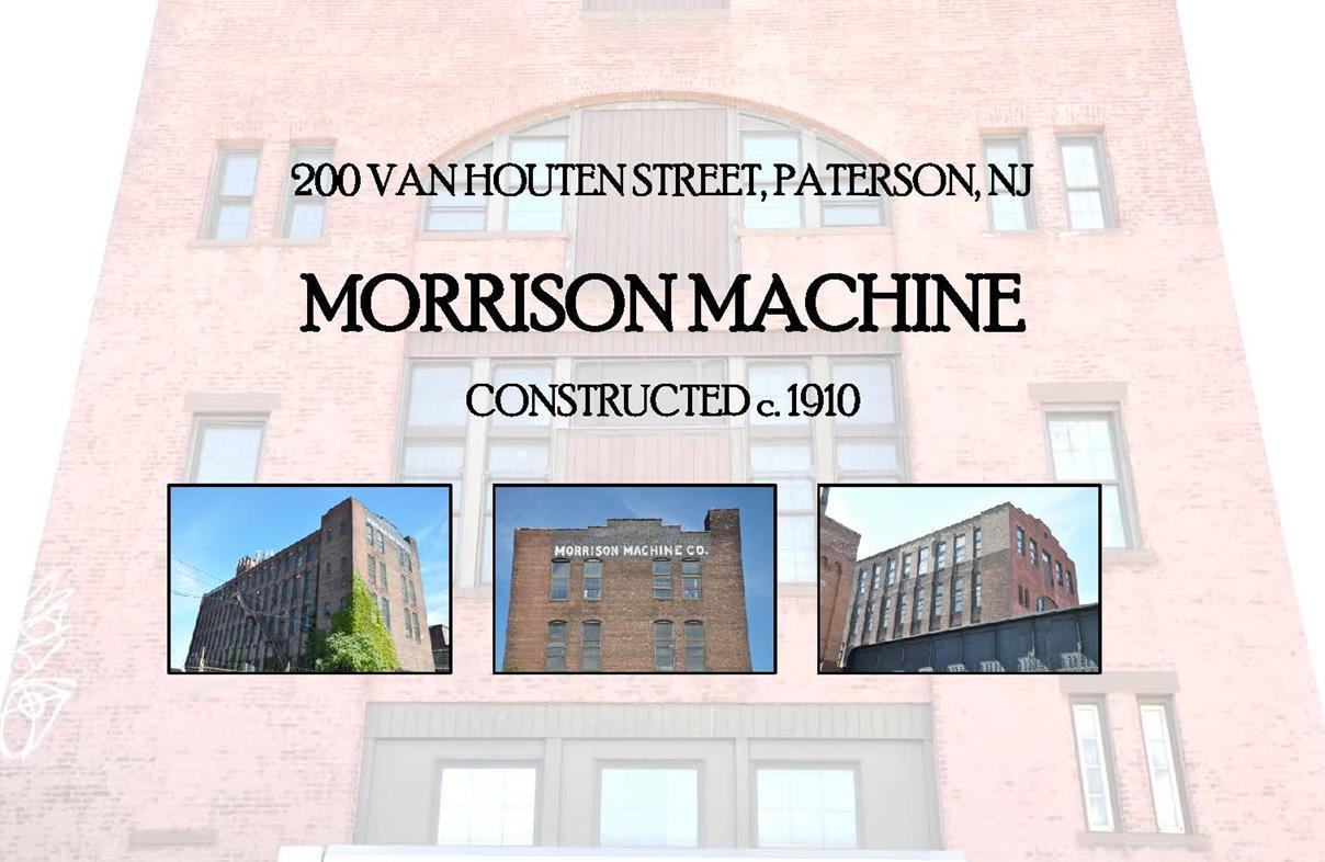 Morrison Machine